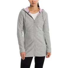 Jacke BENCH - Long Bonded Jacket Summer Grey Marl (MA1026)