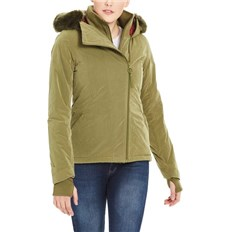 BENCH - Core Asymmetrical Jacket Dark Green (KH006)