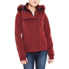 BENCH - Core Asymmetrical Jacket Cabernet (RD11343)