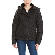 Jacke BENCH - Wool Nylon Mix Jacket Black Beauty (BK11179)