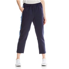 Hosen BENCH - Track Satin Pant Dark Navy Blue (NY009)