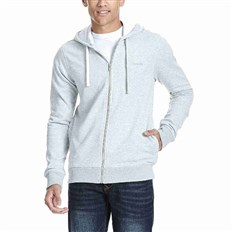 Sweatshirt BENCH - Hoodie With Backprint High Rise Marl (GY003X)