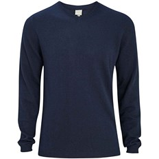 Kapuzenpulli BENCH - Per Dark Navy Blue (NY031)