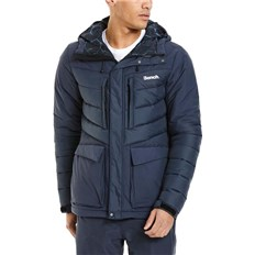 BENCH - Puffa Dark Navy Blue (NY022)