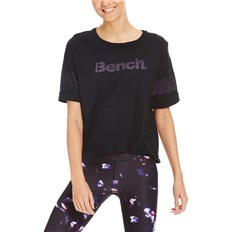 BENCH - Cropped Tee Black Beauty (BK11179)