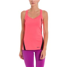 Leibchen BENCH - Active Tank Top Neon Bright Pink As Swatch (PK11423)