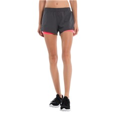 Shorts BENCH - Layered Short Dark Grey As Swatch (GY11433)