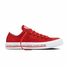 Schuhe CONVERSE - Chuck Taylor All Star Enamel Red/Enamel Red/White (ENAMEL RED-ENAMEL RE)