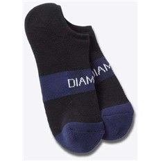 Socken DIAMOND - No Show Futura Socks Black/Blue (BKBL)