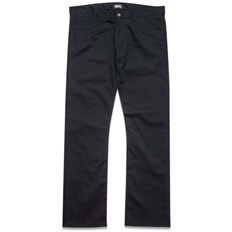 Hosen GRIZZLY - Grizzly Premium Chino Black (BLK)