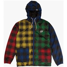 Jacke DGK - Mismatch Custom Windbreaker Multi  (MULTI)