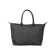 Handtasche MI-PAC - Weekender Denim Spot Black/White (020)