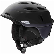 Helm SMITH - Camber Matte Black Ze9 (ZE9)