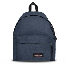 EASTPAK - Padded Pak´R Double Denim (82D)