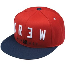 Cap KREW - Encore Navy/Red (NRD)