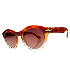 Sonnenbrille ELECTRIC - Potion Brulee/Brown Gradient + case (BRULEE)