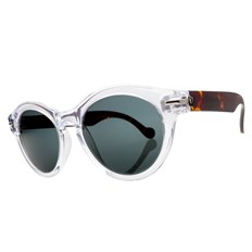Sonnenbrille ELECTRIC - Potion Tort Crystal/M Grey + case (TORT CRYSTAL)