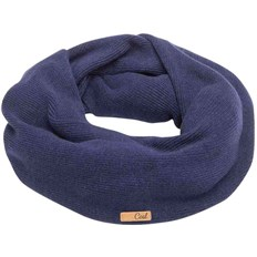 Schal COAL - The Julietta Eternity Scarf Navy (05)