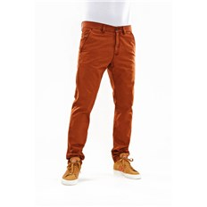 Hosen REELL - Grip Tapered Chino Burned Orange (BURNED ORG)