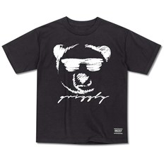 Tshirt GRIZZLY - Coolin Youth Tee Black (BLK)