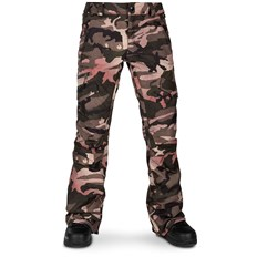 Hosen VOLCOM - Aston Gore-TexR Pant Faded Army (FDR)
