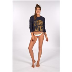 Sweatshirt BILLABONG - Crop Crew Deep Sea Blue  (4373)