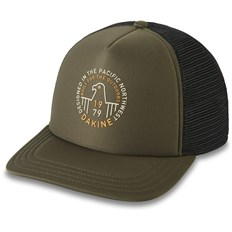 Cap DAKINE - Harrier Trucker Dark Olive (DARKOLIVE)
