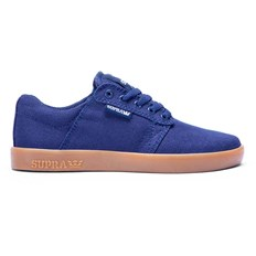 Schuhe SUPRA - Kids Westway Blue Nights-Gum (BNT)