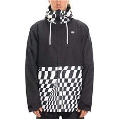 Jacke 686 - Foundation Insulated Jkt Checkers Clrblk (CHKR)