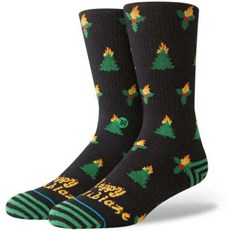 Socken STANCE - Holiblaze Black (BLK)