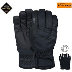 Handschuhe POW - Warner Gtx Short Glove Black (BK)