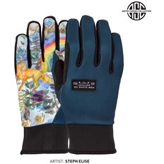 Handschuhe POW - All Day Glove Rainbow (RA)