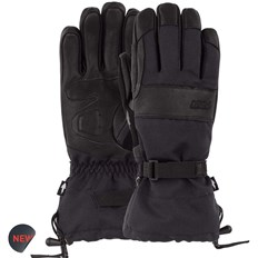 POW - August Gauntlet Glove Black (BK)