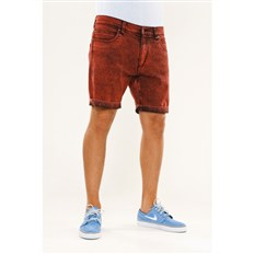 Short REELL - Palm Short Colored Red (COLORED RE)