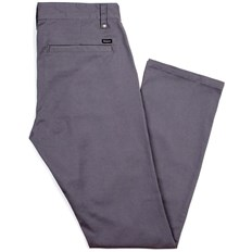 Hosen BRIXTON - Reserve Chino Pant Charcoal (CHARC)