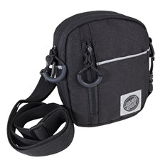 Umhängetasche SANTA CRUZ - Connect Shoulder Bag Black (BLACK)