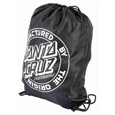 Umhängetasche SANTA CRUZ - Kitman Bag Black (BLACK)