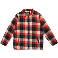 Jacke SANTA CRUZ - Retreat Jacket Red Plaid (RED PLAID)