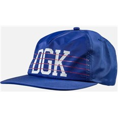 Cap DGK - Serve 5-Panel Cap Blue (BLUE)