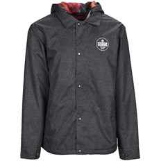 Jacke SESSIONS - Angst Jacket Black Acid Wash (BAW)