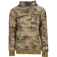 Sweatshirt SESSIONS - Hellcat Graphic 1Pullover Hoody Green Camo (GRC)