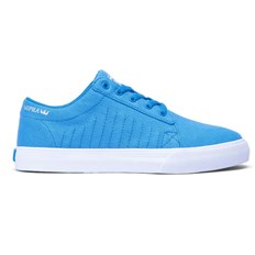 Schuhe SUPRA - Kids Belmont Royal-White (ROY)