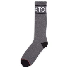 Socken BRIXTON - Tanner Sock Heather Charcoal (HTCHR)