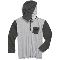 Sweatshirt NEFF - Binary Youth Premium (GREY)