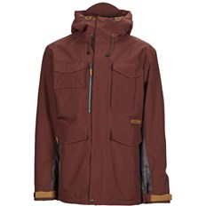 Jacke SESSIONS - Ransack Insulated Jacket Maroon-Dark Camo (MAR)