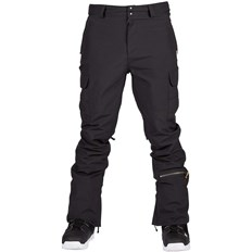 Hosen SESSIONS - Squadron Pant Black (BLK)