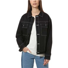 Jacke VANS - In The Know Jacket Black (BLK)
