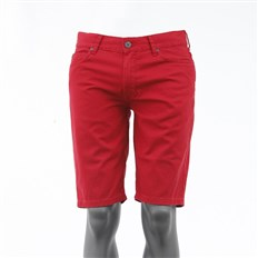 Short FALLEN - Winslow Color Twill Washed Red (WARD)