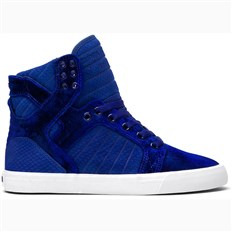 Shoes SUPRA - High Skytop Royal/White (ROY)