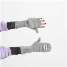 Handschuhe NIKITA - Clove Gloves Neutral Grey (NGR)
